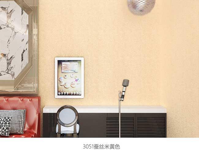 现代简约酒店工程墙纸