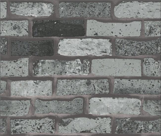 砖纹墙纸砖块墙纸中式墙纸